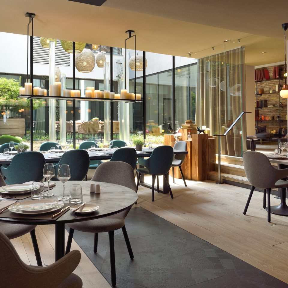 Boutique Dining Drink Eat Modern chair property condominium Lobby living room restaurant home