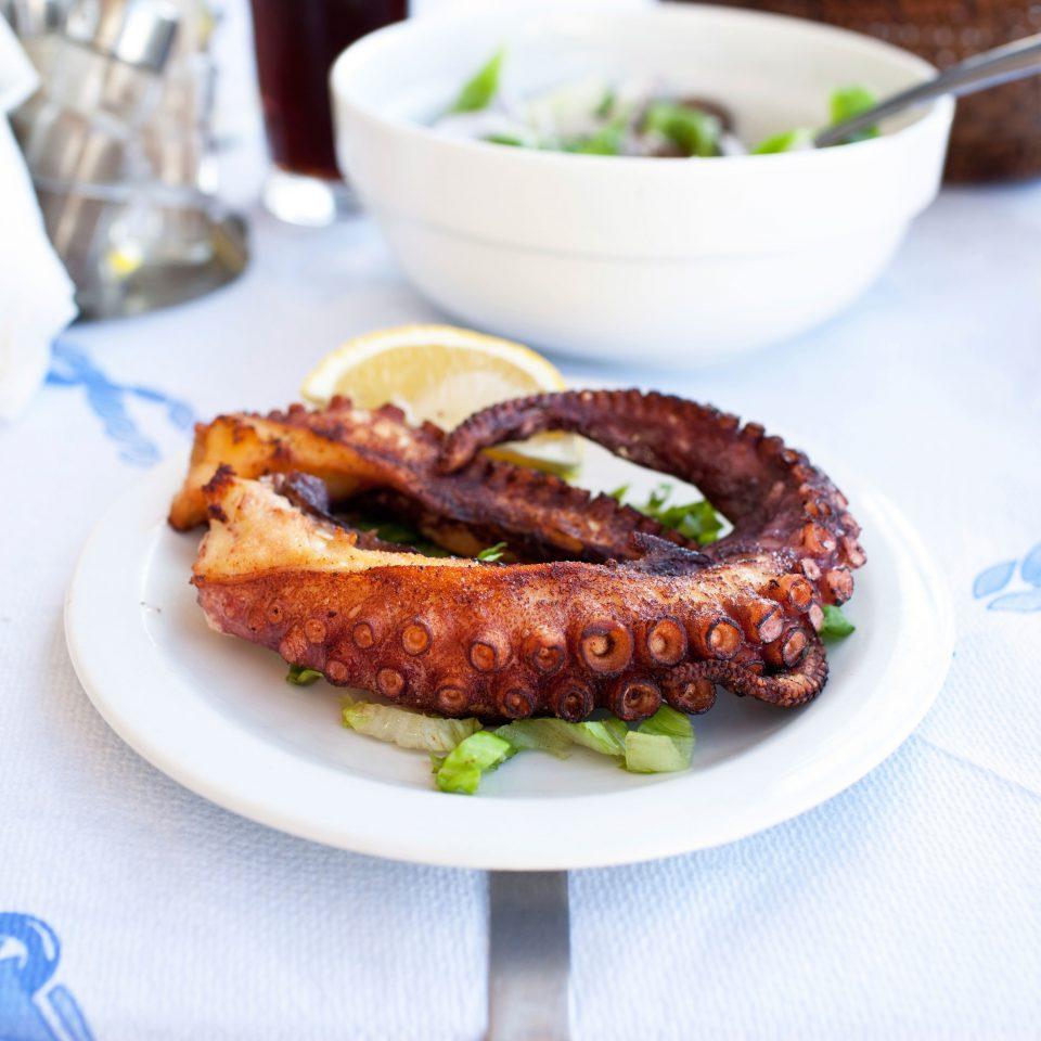 Boutique Dining Eat plate food meat fried food breakfast cuisine vegetable sausage