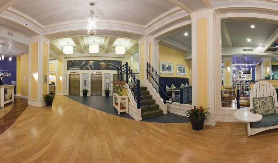 Lobby building hard mansion Boutique retail flooring hall Dining ballroom shopping mall tourist attraction open Modern