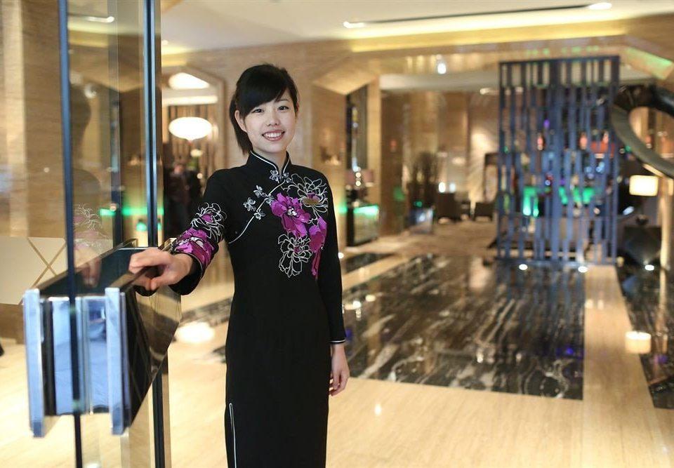 standing Boutique fashion dress