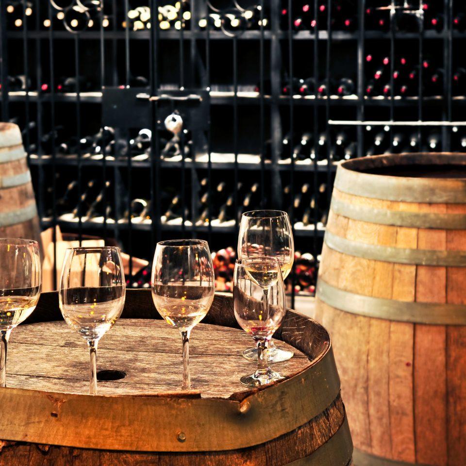 Boutique Drink Elegant Wine-Tasting Winery man made object barrel vessel