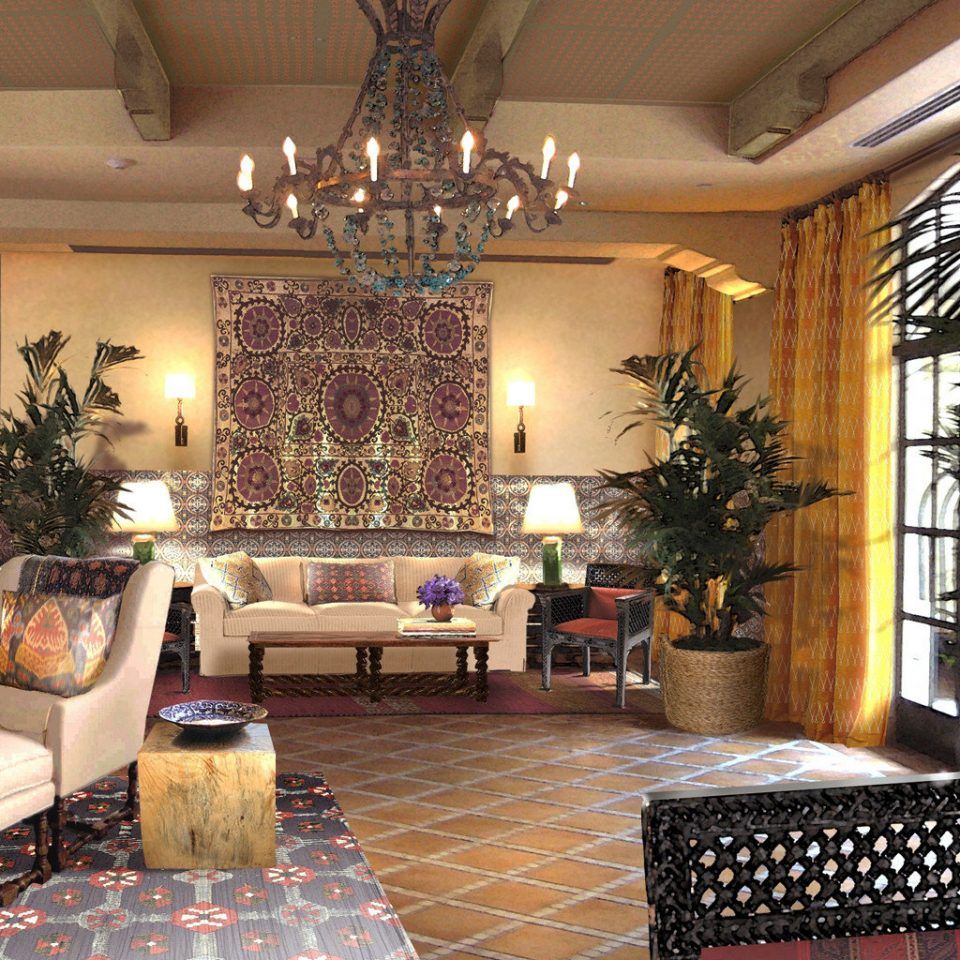 Boutique Elegant Lobby Lounge property living room Fireplace home mansion Villa hacienda