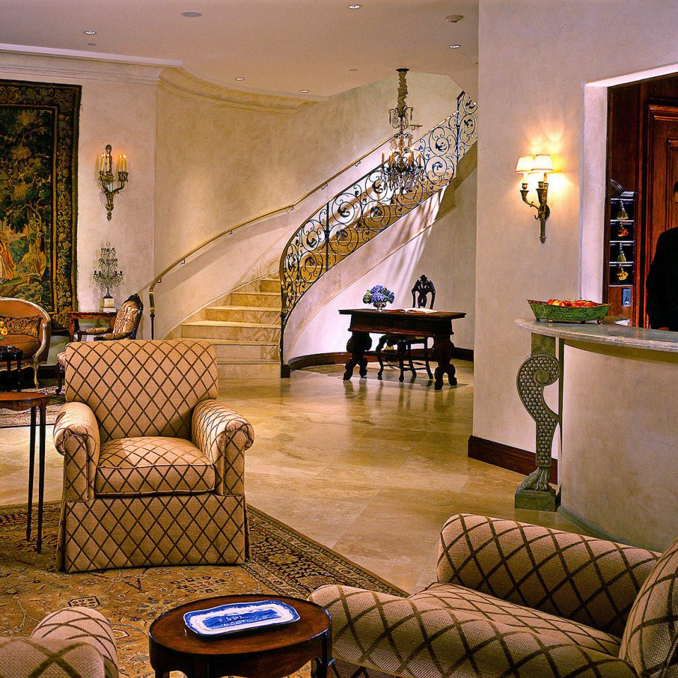Boutique Elegant Historic Lobby Lounge Romance Romantic sofa living room home mansion restaurant seat