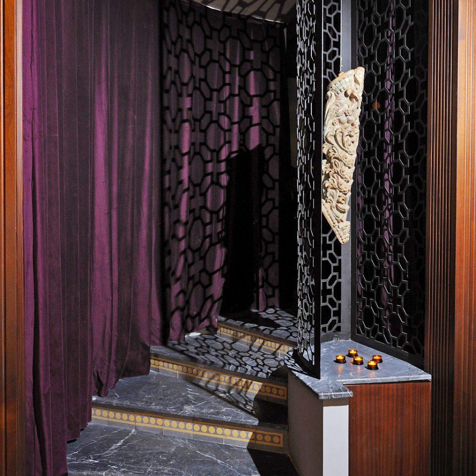 Boutique Elegant curtain stage flooring hall Lobby
