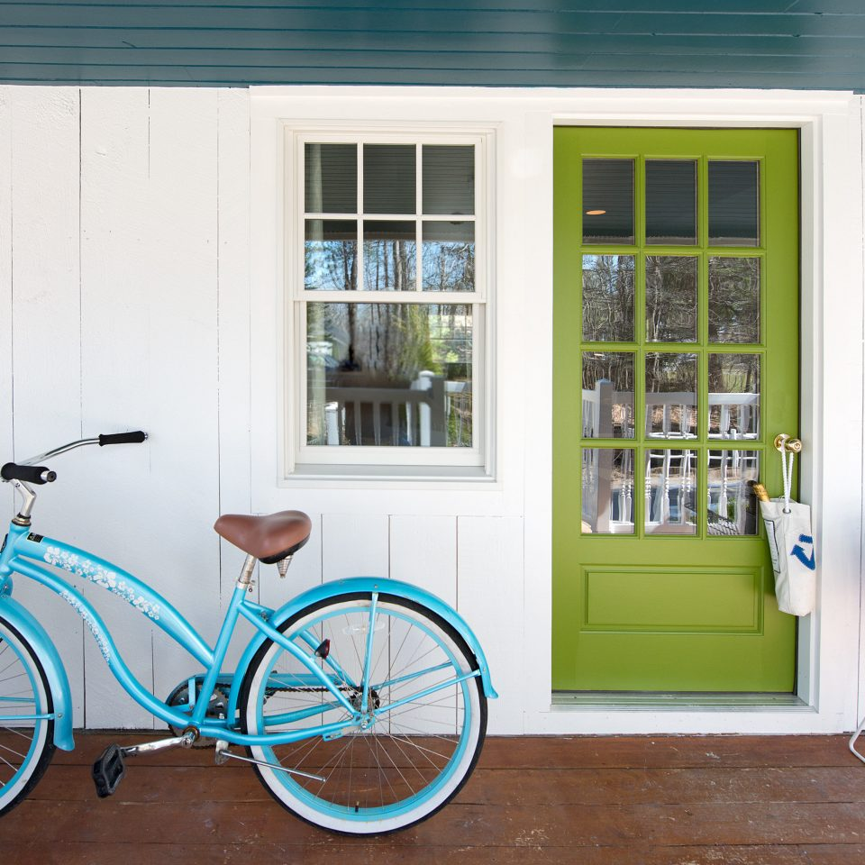 Boutique Family Lodge Outdoor Activities Outdoors Waterfront bicycle blue home parked vehicle