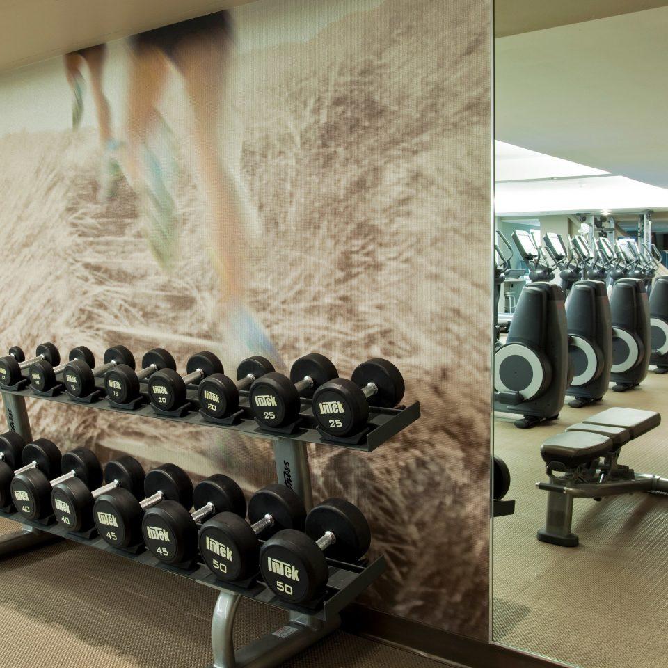 structure gym sport venue Boutique