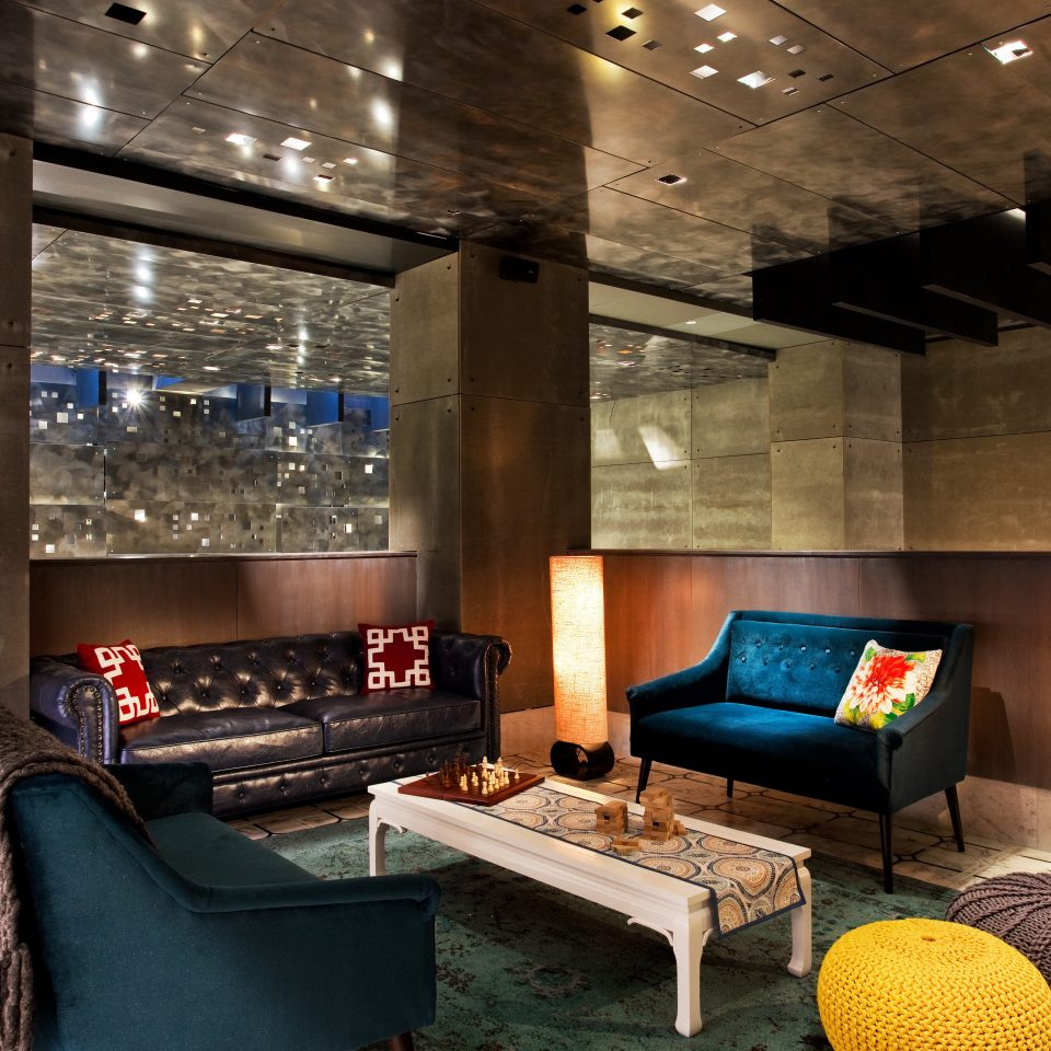 Boutique Hip Hotels Lobby Lounge Modern Trip Ideas building living room home recreation room