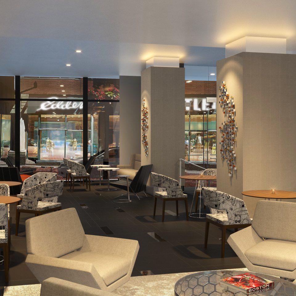 Hip Lounge Luxury Modern Romantic sofa Lobby property living room condominium home Boutique restaurant