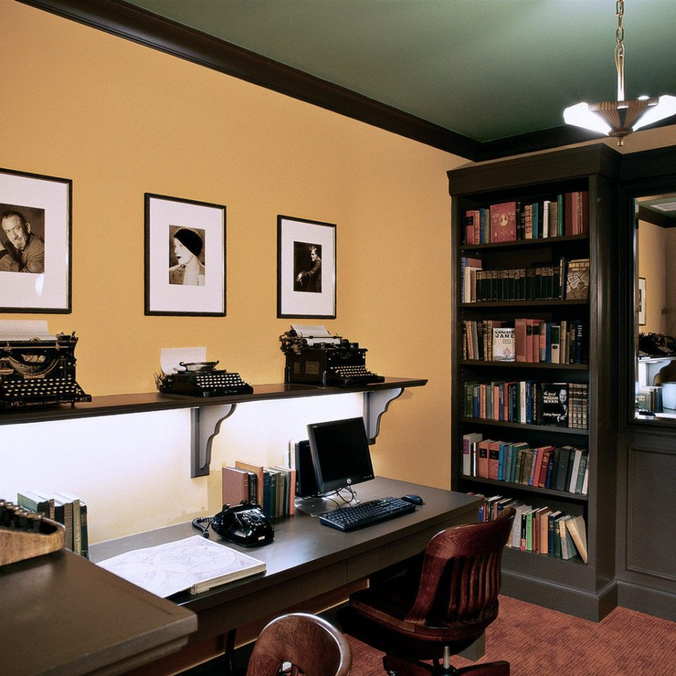 Boutique Historic shelf living room property home house cabinetry recreation room condominium cottage office loft