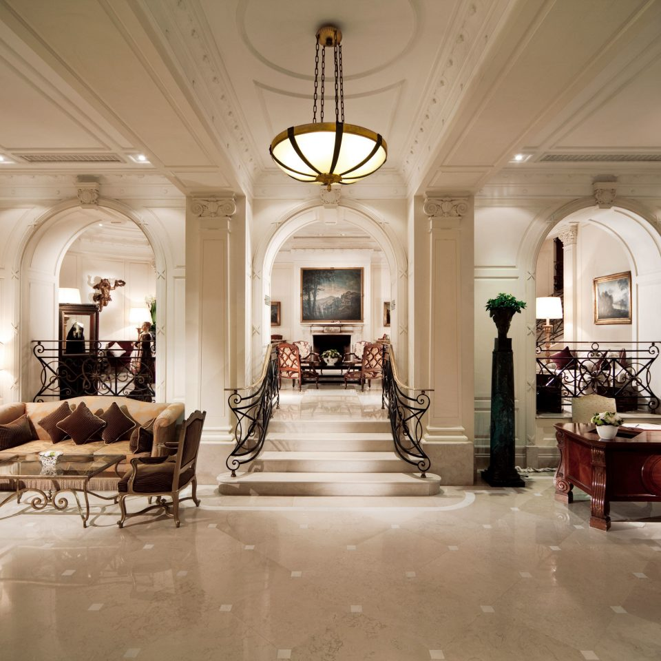 Boutique Hotels City Classic Elegant Hotels Lobby Lounge Luxury Romance Romantic living room home lighting hall mansion ballroom