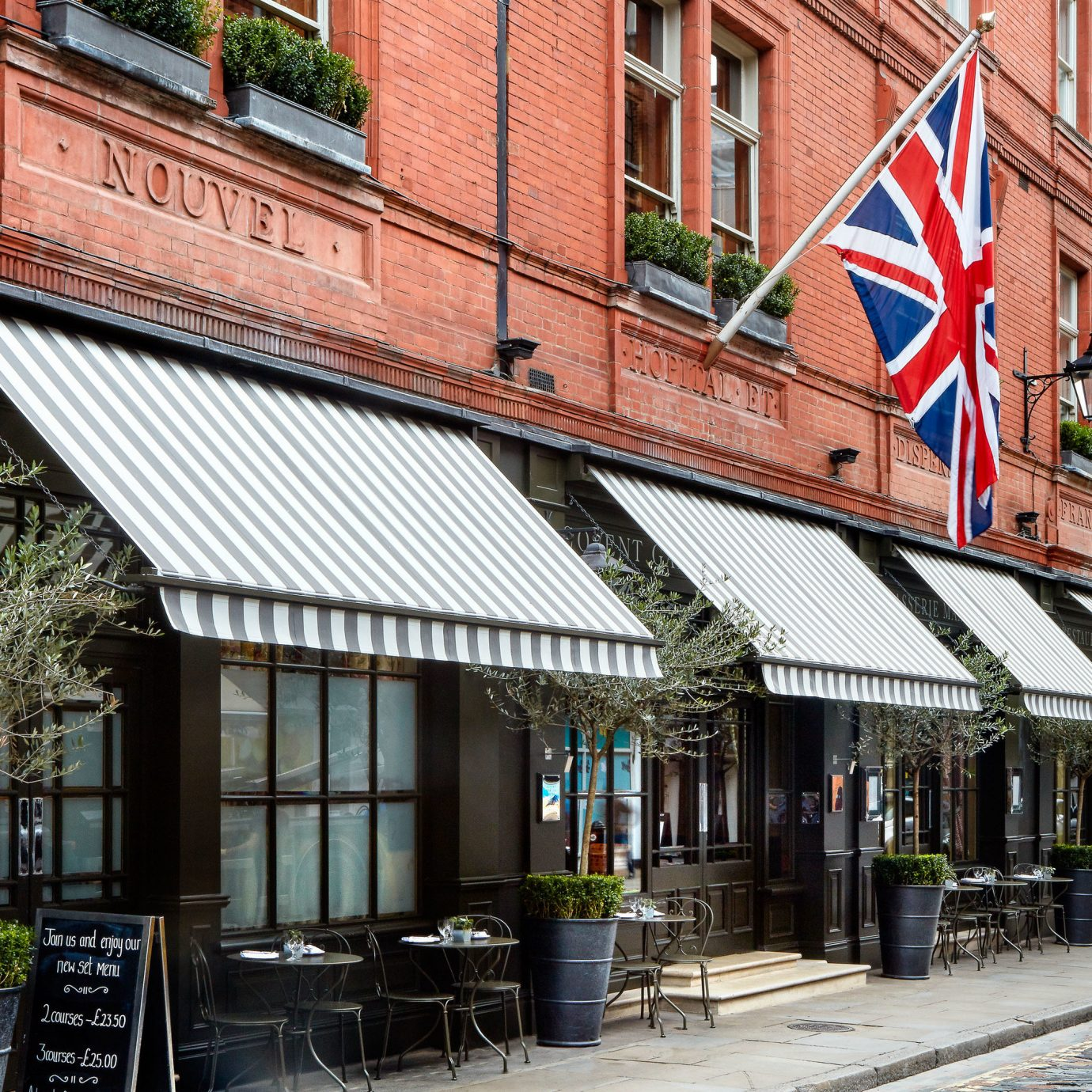 Boutique Hotels London Romantic Hotels building neighbourhood Town awning City street metropolitan area Downtown house
