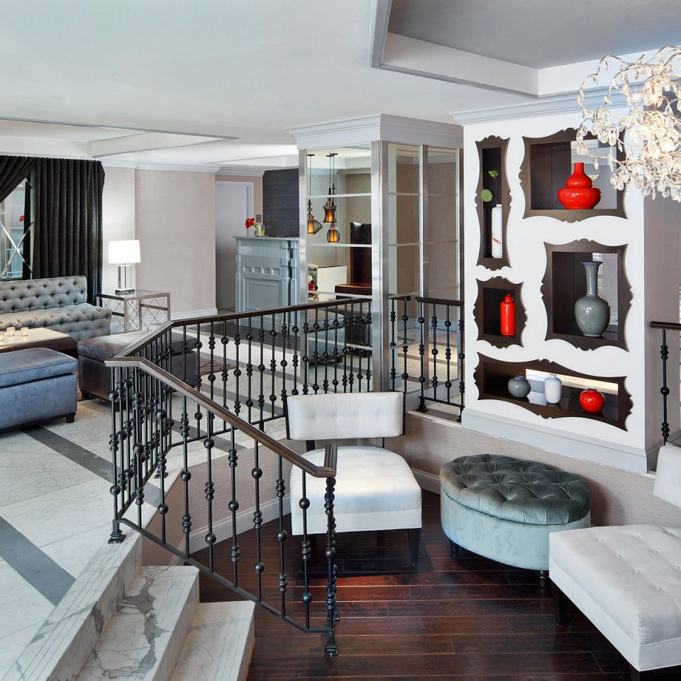 Boutique Hotels City Hotels Lobby Lounge Modern property living room home Villa cottage condominium Suite mansion loft