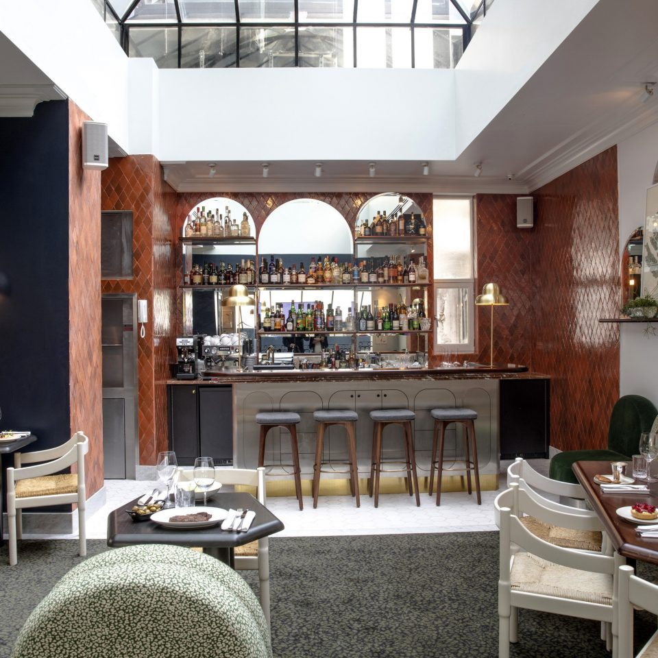 Boutique Hotels Hotels London Romantic Hotels chair restaurant Dining café