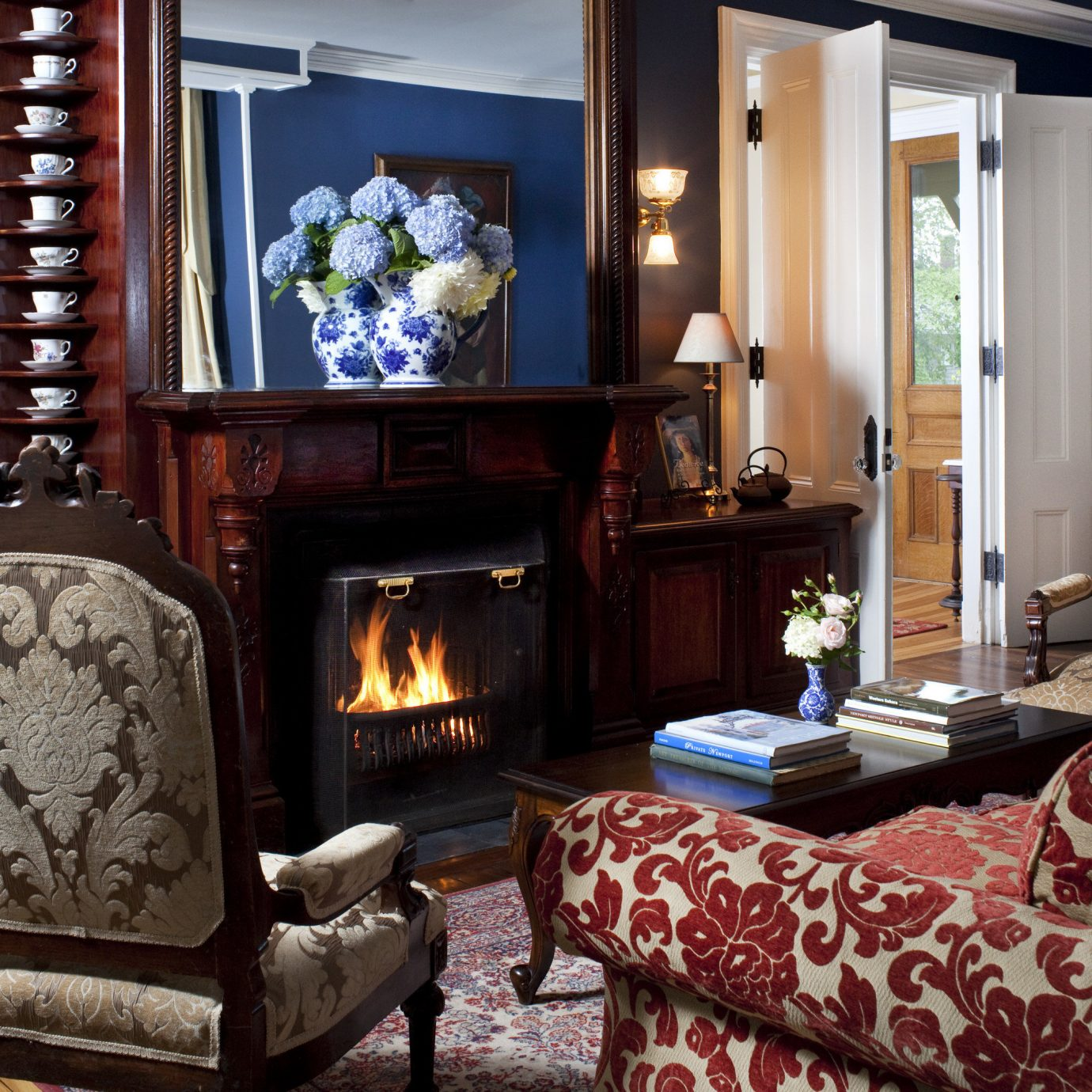 Boutique Hotels Hotels Romantic Getaways Romantic Hotels Fireplace living room fire home