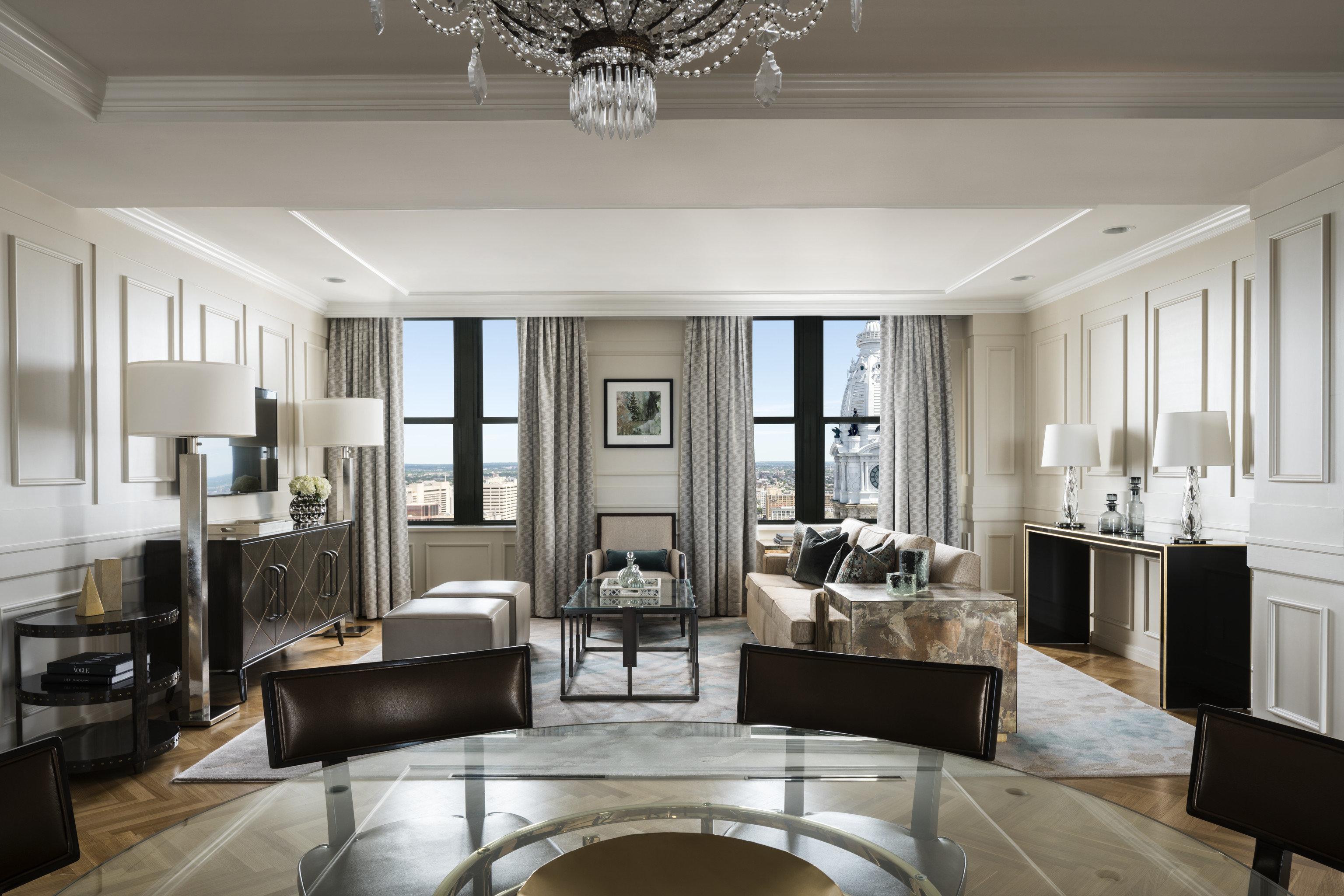 Boutique Hotels Hotels Philadelphia living room interior designer flooring Modern Island