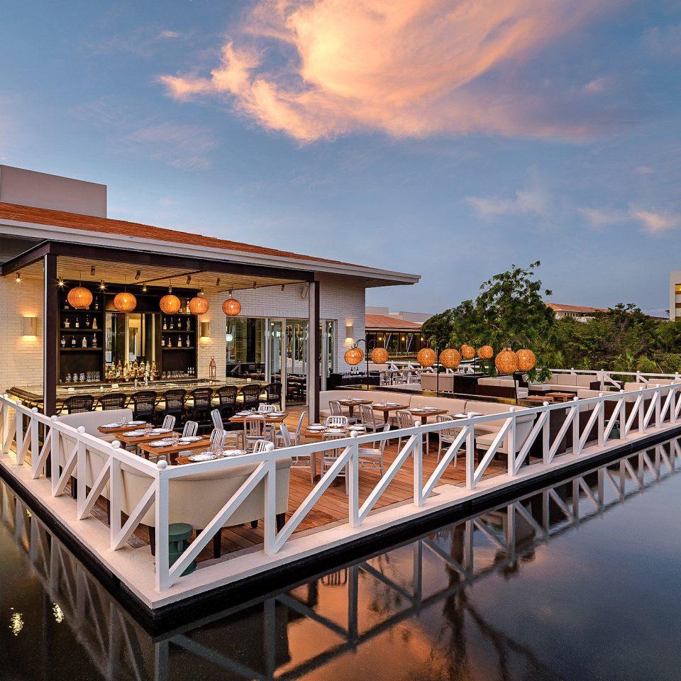 Boutique Hotels Hotels Luxury Travel sky water scene pier Resort home dock leisure evening marina