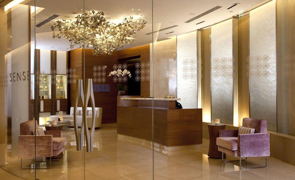 Lobby Boutique lighting retail function hall ballroom