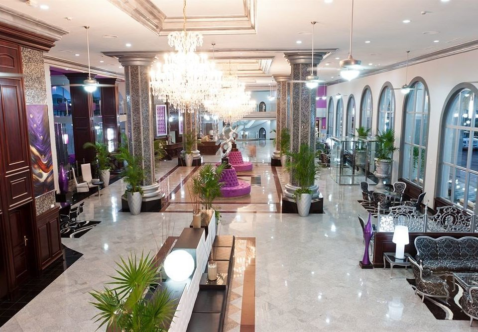 Lobby property building shopping mall retail Boutique condominium restaurant