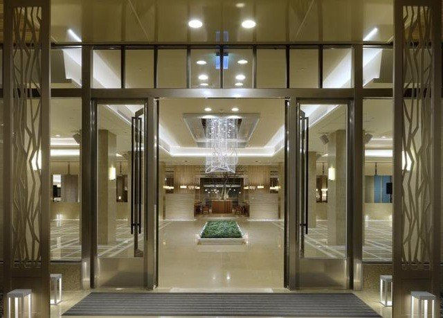 building Lobby lighting Boutique retail hall glass tourist attraction