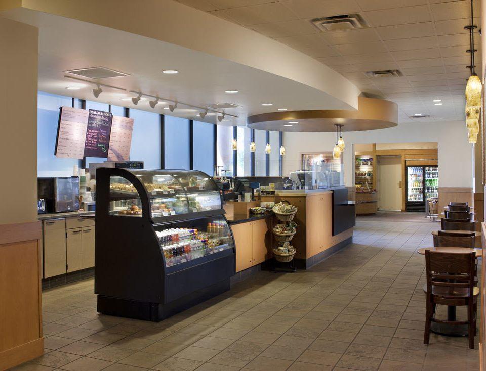 building Lobby Boutique retail