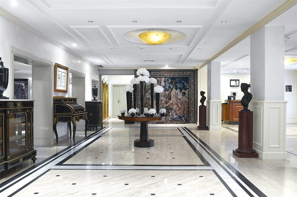 property Lobby home Boutique mansion lighting living room hall flooring counter