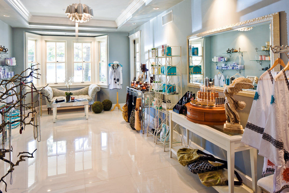 property home counter Boutique Lobby living room flooring