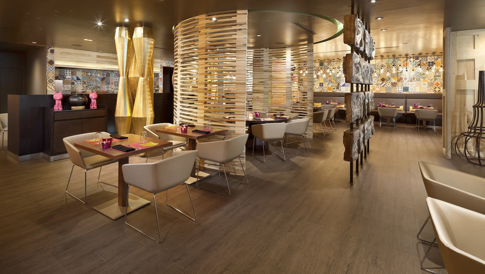 Lobby Boutique restaurant home flooring