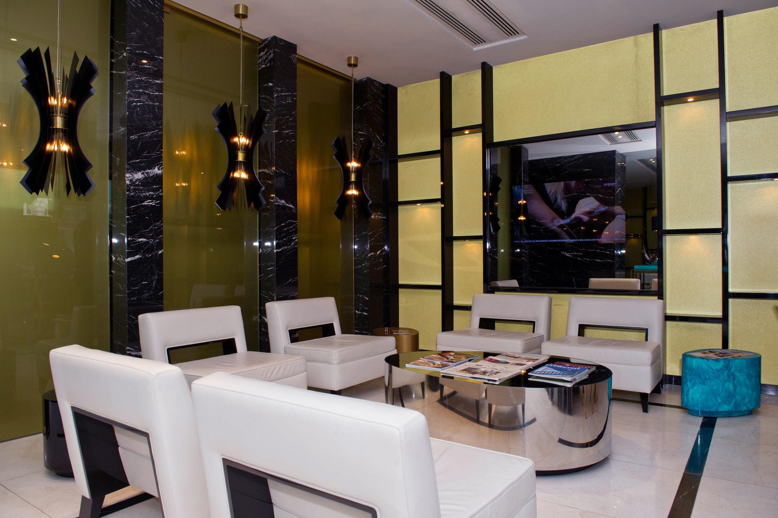 Boutique restaurant Lobby living room