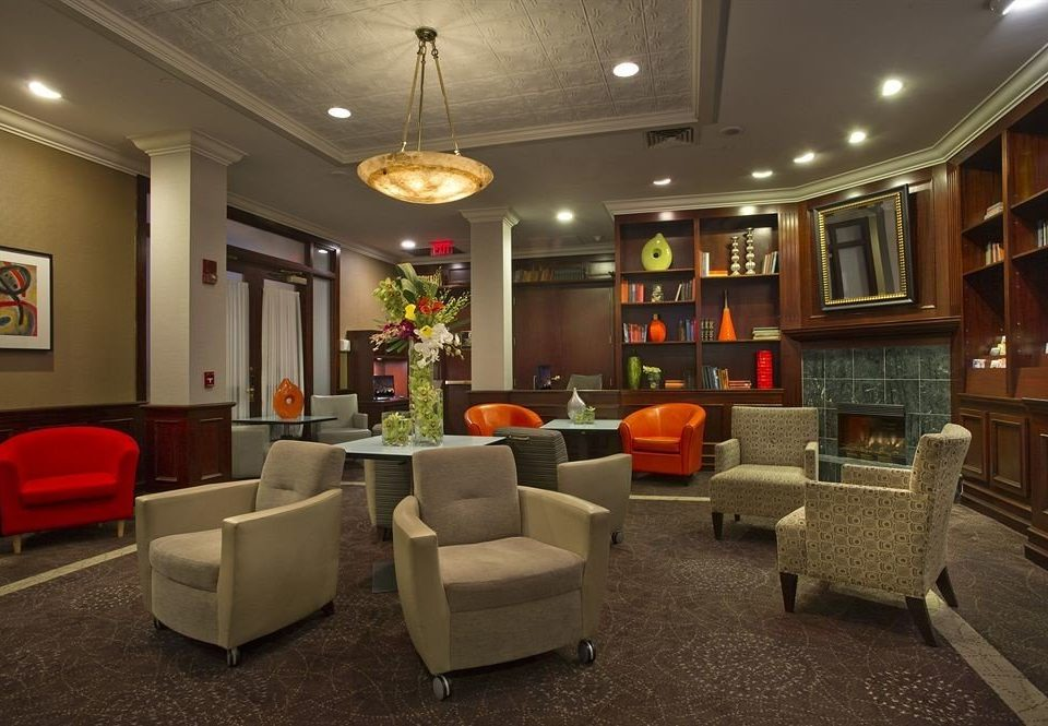 Boutique Lounge Luxury Modern Lobby recreation room living room function hall conference hall restaurant