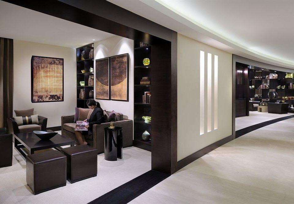 property Lobby Boutique living room lighting home condominium Modern