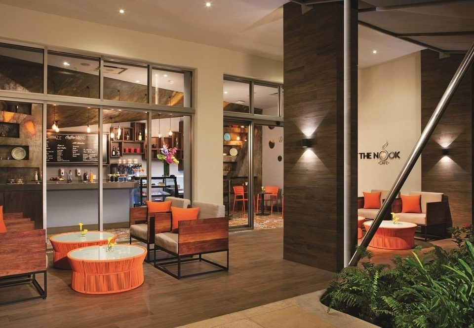 Boutique Lobby retail restaurant
