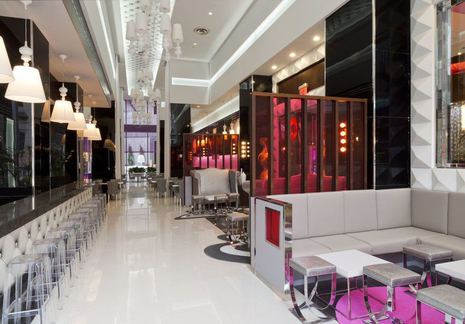 Lobby Boutique shopping mall retail restaurant
