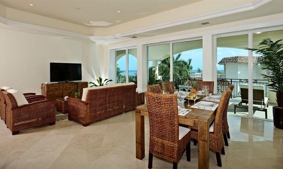 Boutique Modern Waterfront property living room condominium Suite hardwood Villa home Resort mansion
