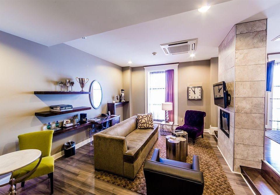 Boutique property condominium living room home Suite
