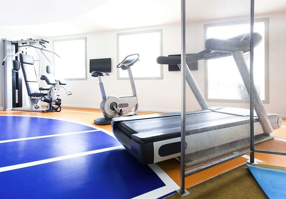 structure gym sport venue exercise machine physical fitness sports equipment exercise equipment boxing ring