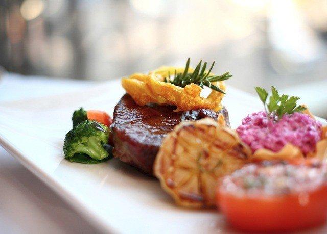 food plate hors d oeuvre meat cuisine breakfast bruschetta brunch vegetable restaurant