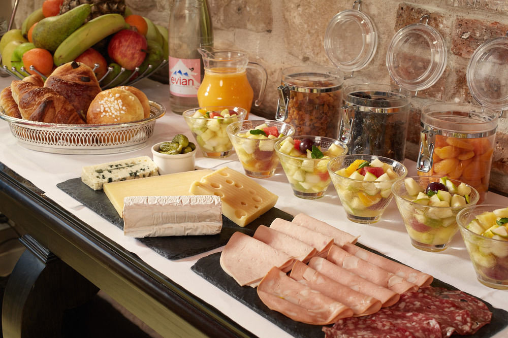 food plate breakfast brunch buffet lunch charcuterie meat cuisine restaurant