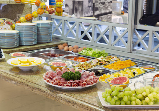 food public space buffet cuisine brunch lunch breakfast sense counter meat fresh