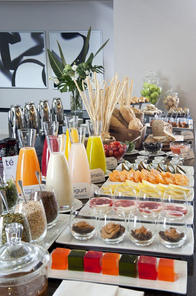 brunch breakfast buffet lunch full counter sense food restaurant