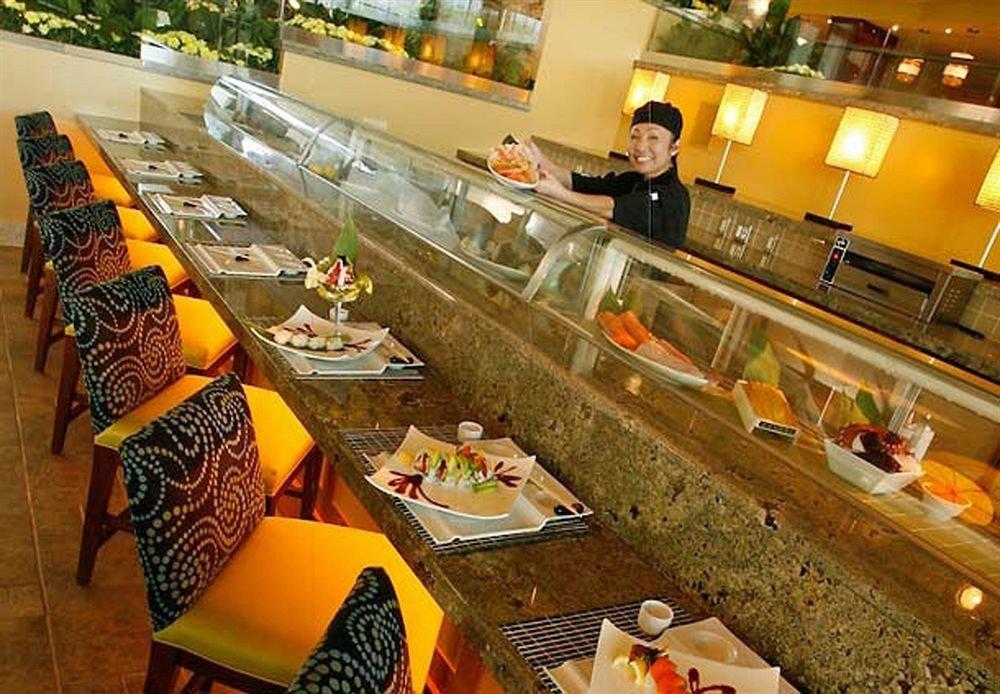 restaurant buffet brunch food breakfast counter lunch