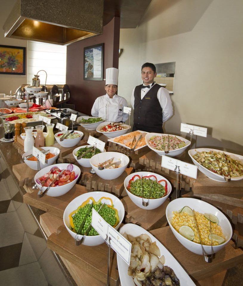 food plate lunch supper buffet brunch restaurant breakfast dinner sense full