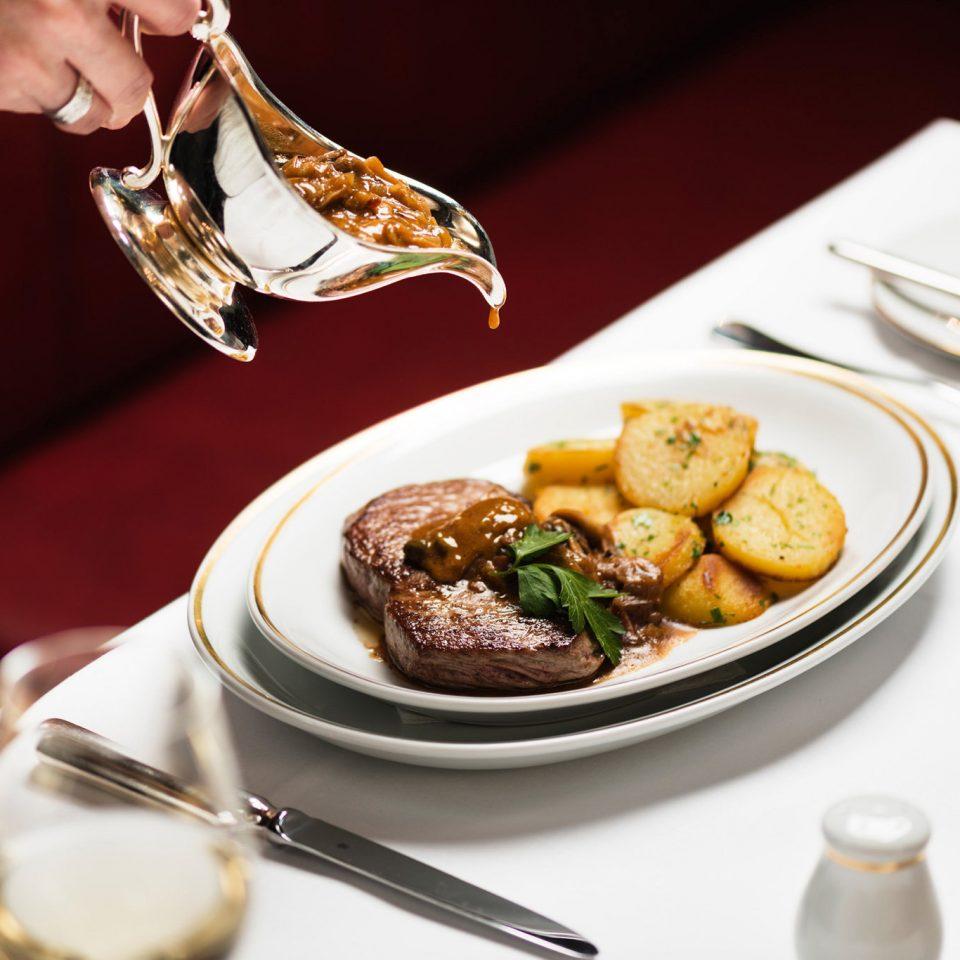 plate food restaurant cuisine breakfast dinner brunch meat sense