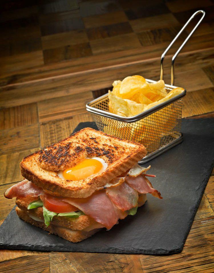 food breakfast meat wooden cuisine snack food brunch sandwich sliced