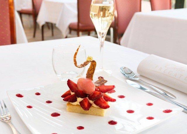 plate food white breakfast brunch dessert strawberry restaurant dining table