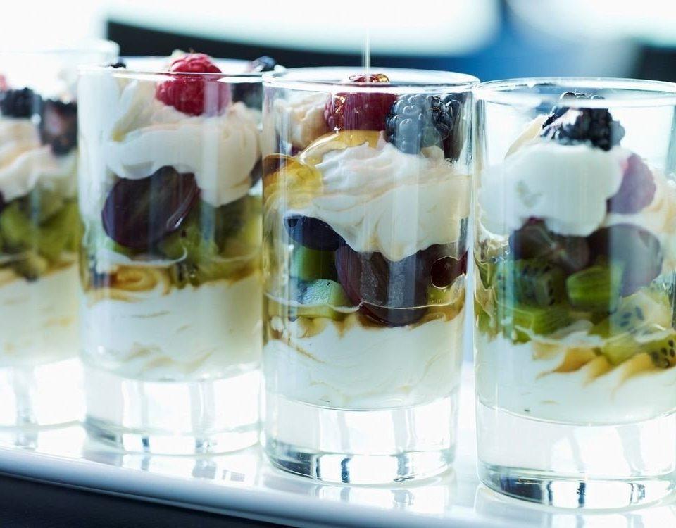 food dessert sundae parfait cuisine ice cream breakfast flavor food processor