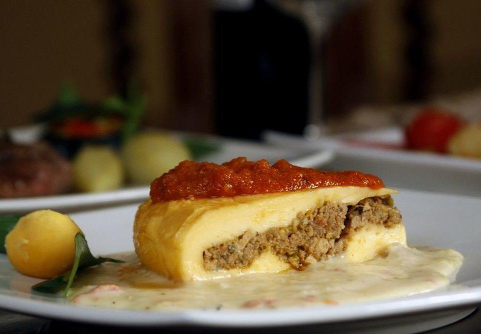food plate cuisine dessert breakfast meat slice