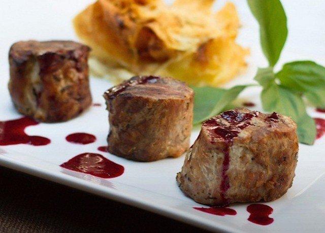 food plate meat piece meatball cuisine breakfast dessert slice piece de resistance