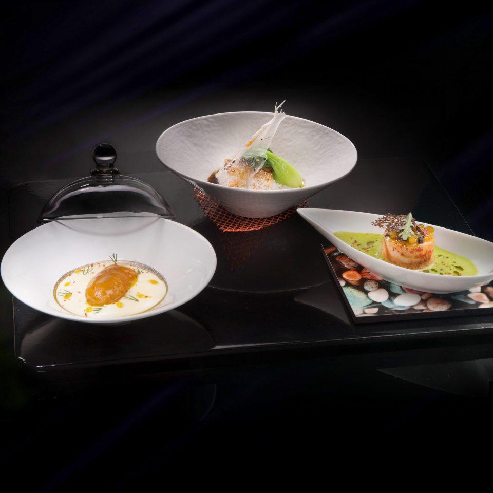 plate food cuisine breakfast