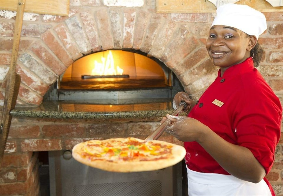 pizza food cooking cuisine brick oven meat cook