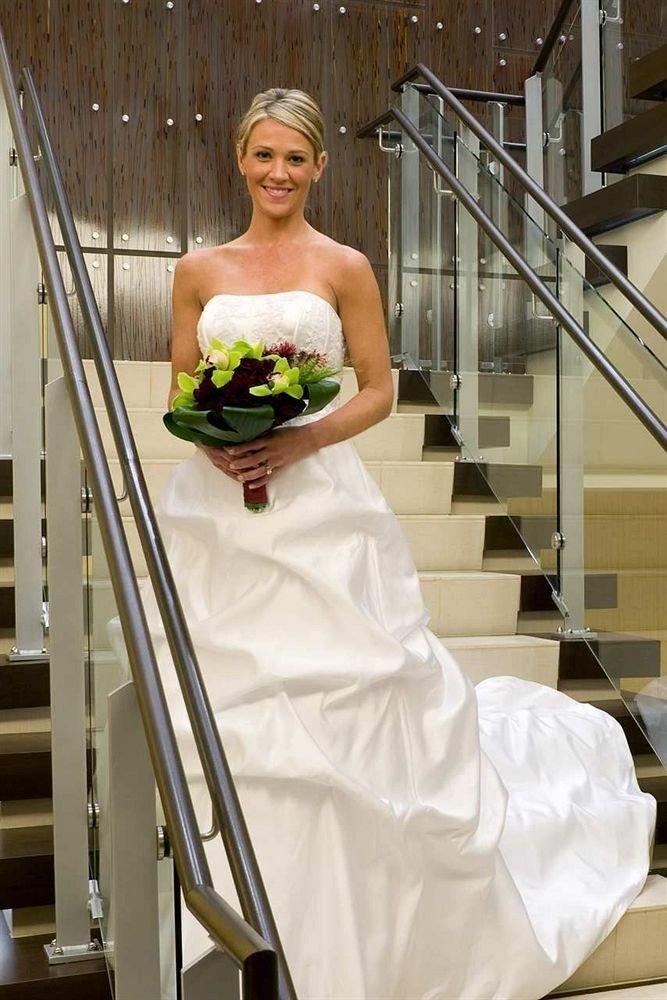 bride woman wedding dress dress wedding bridal clothing gown ceremony groom
